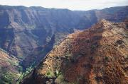 Featured Prints - Waimea Canyon II Print by Kicka Witte