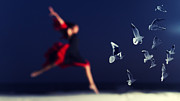 Dancer Prints - Wait For Me Print by Stylianos Kleanthous