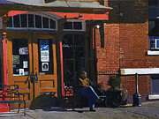 Pub Originals - Waiting at the Spotty Dog by Kenneth Young