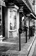 Royal Street Prints - Waiting For Customers Print by John Rizzuto