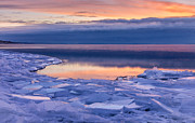 Lake Superior Photos - Waiting For Spring by Mary Amerman