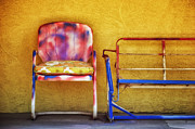 Sun Porches Photos - Waiting for Spring by Nikolyn McDonald