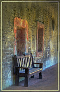Franciscan Posters - Waiting Poster by Joan Carroll