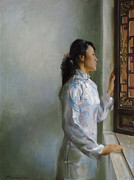 China Originals - Waiting by Victoria Kharchenko
