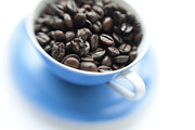 Lensbaby Photos - Wake-up Cup by Priska Wettstein
