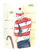 Anshie Kagan - Waldo Finds Himself