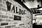 Bistro Framed Prints - Waldos Bistro Framed Print by Tanya Harrison