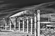 Steve Purnell - Wales Millennium Centre B and W