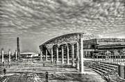 Steve Purnell - Wales Millennium Centre Mono