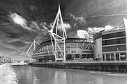Steve Purnell - Wales Millennium Stadium 1 Mono