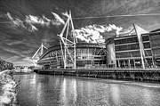 Steve Purnell - Wales Millennium Stadium 3 Mono