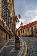 Jenny Rainbow - Walk along the Old Prague Streets