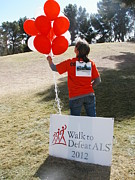 Sandy  Smith Distel - Walk to Defeat ALS