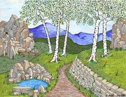 Carla s  Designs - Walking Path
