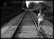 Terri K Designs - Walking the Rails
