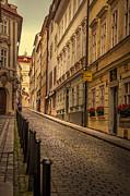 Jenny Rainbow - Walks along the Old Streets of Prague