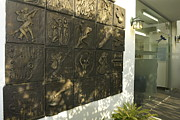 City Reliefs - Wall Releaf  by Groop Of Artists