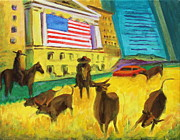 Thomas Bertram POOLE - Wall Street Bulls on the...