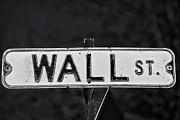 Wall Street Print by Karol  Livote