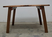 Angus MacIver - Walnut Coffee Table