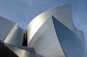 Disney Art - Walt Disney Concert Hall 14 by Bob Christopher