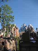 Magical Prints - Walt Disney World Resort - Animal Kingdom - 12126 Print by DC Photographer