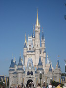 Walt Disney World Resort - Magic Kingdom - 1212129 Print by DC Photographer