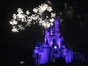 Walt Disney World Resort - Magic Kingdom - 121244 Print by DC Photographer