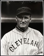 Mlb Metal Prints - Walter Johnson Metal Print by Sanely Great