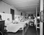 1918 Art - Walter Reed Hospital by Granger