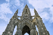 Jason Politte Prints - Walter Scott Monument - Edinburgh - Scotland Print by Jason Politte