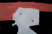Lips Mixed Media Prints - Wanderer No. 8 Print by Mark M  Mellon