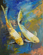 Wandering Prints - Wandering Print by Michael Creese