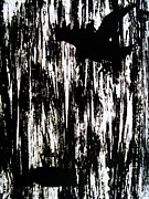 Crows Paintings - War and Peace - Crows by Gigi Croom