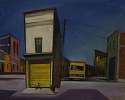 Grocery Store Originals - Warehouse San Miguel by Chuck Hayden