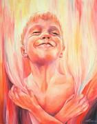 Warmth Print by Hannah Circenis