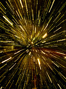 Warp Photo Framed Prints - Warp Speed Framed Print by Hakon Soreide