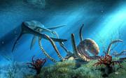 Daniel Eskridge - Warriors of the Primeval Sea