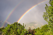 Sue Smith - Wasatch Rainbow
