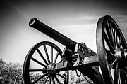 1861 Photos - Washington Artillery Park Cannon in New Orleans by Paul Velgos