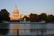 Government Photos - Washington DC - US Capitol - 011312 by DC Photographer