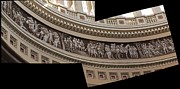 Columns Photos - Washington DC - US Capitol - 011316 by DC Photographer