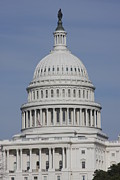 Capital Art - Washington DC - US Capitol - 01137 by DC Photographer