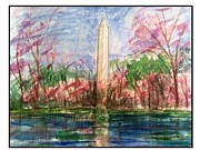 Angela Puglisi MFA - Washington Monument...