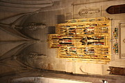 Washington National Cathedral - Washington Dc - 0113100 Print by DC Photographer