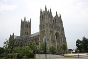 Capital Art - Washington National Cathedral - Washington DC - 0113112 by DC Photographer