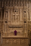 Washington National Cathedral - Washington Dc - 011324 Print by DC Photographer