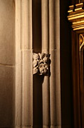 Washington National Cathedral - Washington Dc - 011330 Print by DC Photographer