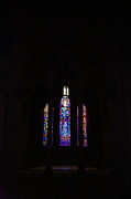 Washington National Cathedral - Washington Dc - 011334 Print by DC Photographer