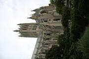 Washington National Cathedral - Washington Dc - 011350 Print by DC Photographer